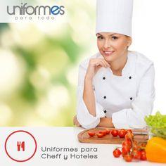 ¡El uniforme que siempre quisiste lo encuentras en #UniformesparaTodo! #Colombia #Restaurantes #Chefs www.uniformesparatodo.com