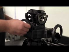 Must have gear for DSLR video shooting.    CPM Camera Rigs DSLR Gear Head Demo - Short