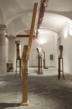 Jimmie Durham at Fondazione Morra Greco