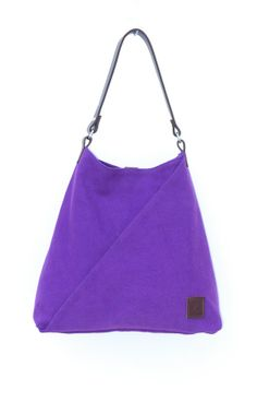 Plum colour bag by tatyZ