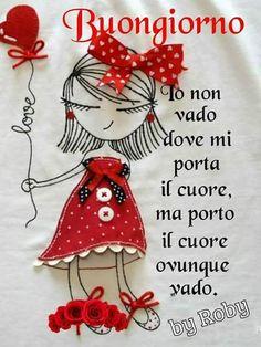 """No voy donde el corazón me trae, traig. Italian Memes, Emoticon, Food For Thought, Good Morning, Christmas Ornaments, Holiday Decor, Genere, Baby Boom, Italy"
