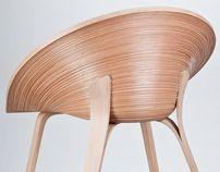 Beech Tree, Stool, Chair, Anna, Behance, Furniture, Design, Home Decor, Decoration Home