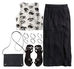 """""""866."""" by adc421 ❤ liked on Polyvore featuring H&M, Chicnova Fashion, Mossimo and ASOS"""