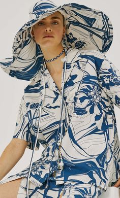 #beatriceb #spring2021 #floralprint  Vogue Fashion, Fashion Show, Fashion Design, Elisa Cavaletti, Fashion Forecasting, Style Casual, Contemporary Fashion, Fashion Prints, Spring Outfits