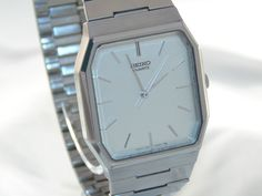 Stunning vintage SEIKO men's quartz watch – all original condition (7431-5270) | eBay