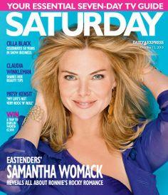 Samantha Womack (2013.10.12.) #SamanthaWomack