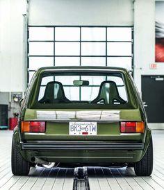 Volkswagen Golf Mk1 - Volkswagen Golf Mk1