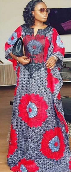 African Traditional Dresses, Latest African Fashion Dresses, African Print Dresses, African Dresses For Women, African Attire, African Print Dress Designs, The Dress, Dress Styles, Bubu Bubu