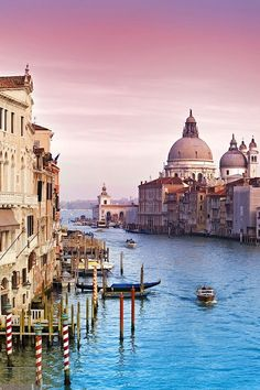 Top 10 most romantic places in the World - Venice, Italy