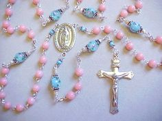 Beautiful Our Lady of Guadalupe Rosary!