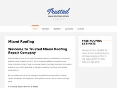 Free Estimate Hialeah Roof Repair/ Hialeah Roof Repair Would Love To Do A  Free Roof Inspection For You. The Rainy Season Is Coming Up. Let Us Make U2026