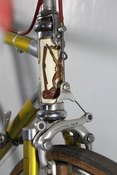 Legnano ROMA Olimpiade 1961 bici corsa epoca Racing bike/Campagnolo/Vintage