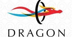 Cip Logo, Dragon Logo Design, Transportation Logos, Logos Branding, Moodboard Dragonboat