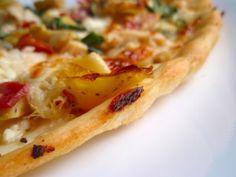 thin crust pizza crust