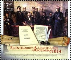 Bicentennial of the Constitution of 1814 Apatzingán