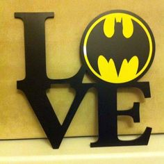 Details about Shabby Chic Love Batman Bat Man Sign Christmas birthday present aniversary - Batman Decoration - Ideas of Batman Decoration - Shabby Chic Love Batman Bat Man Sign Christmas birthday present aniversary Batman Room, I Am Batman, Batman Vs Superman, Batman Stuff, Batman Sign, Batman Nursery, Funny Batman, Batman Cartoon, Batman Artwork