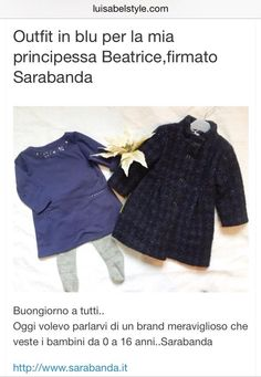 www.luisabelstyle.com www.sarabanda.it #sarabanda #blogger #fashion #kids #blog #fashionblogger #mum #happy #child #kidswear #post