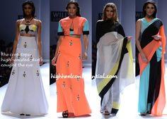 India Fashion Week S/S 2014: Shivan & Narresh