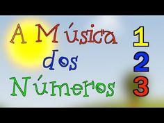 GUGUDADA - A Música dos Números (animação infantil) - YouTube