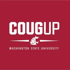 WSU Coug Up T-shirt $19.99 #WSU #Wazzu #GoCougs