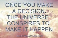 live the conscious life!