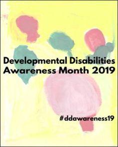 The National Association of Councils on Developmental Disabilities Disability Awareness Month, Developmental Disabilities, National Association, Effective Communication, Big