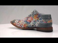 Rehab flower shoe, men shoes  www.rehabfootwear.com