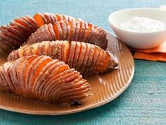 Easier-Than-You-Think Hasselback Sweet Potatoes