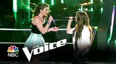 "Love it so much!! Christina Grimmie vs. Sam Behymer: ""Counting Stars"" (The Voice Highlight)"