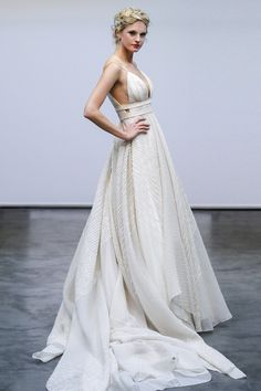 Coralia. Gosh I'm in love with this gown!