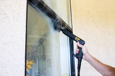 #Steam Cleaning your Windows