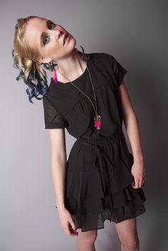 Model: Kelsey N. Mix   Hair/ MUA: Sharmaine Nichole Crosswhite  Photographer: John Austin