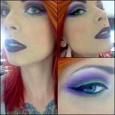 Twisted Disney - Maleficent Make-up