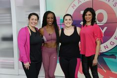 Meet the ladies that have decided to take on the 30 Day Challenge we created for The Marilyn Denis Show 30 Day Challenge, Challenges, Meet, Lady, Fitness, Challenge 30 Days, Health Fitness, Rogue Fitness, Gymnastics
