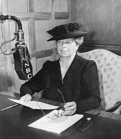 Eleanor Roosevelt Get inspired! The 20 Best Eleanor Roosevelt Quotations.