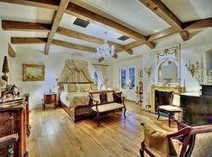 Bedroom. Great French Bedroom Design. #Bedroom #FrenchBedroom