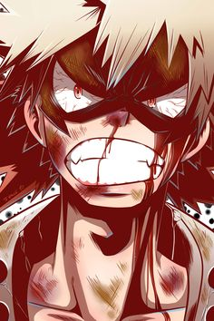 Boku no Hero Academia ~ kentaropjj ~ KACCHAN MY ANGEL ~ also check out this amazing art