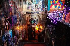 Gerald Decock's Colourful Hippie Heaven New York Chelsea Hotel