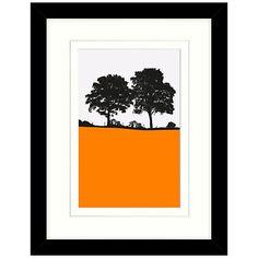 Buy Jacky Al-Samarraie - Ballo Forest Perth Framed Print, 34 x 44cm Online at johnlewis.com