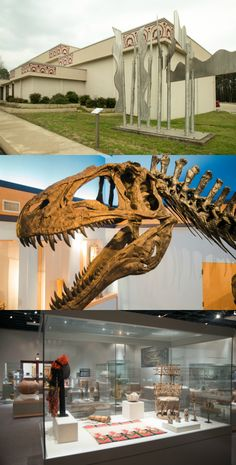 Since 1974, the Museum of the Red River has been inviting visitors to take a look around and learn about the history of southeastern Oklahoma. This includes Native American artifacts, dinosaur skeletons and thousands of other objects.