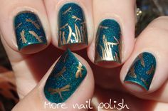 Picture Polish - Dragonfly ~ More Nail Polish