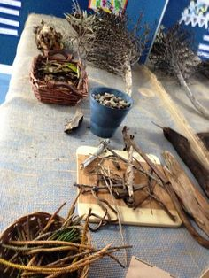 Natural loose parts - Only About Children ≈≈