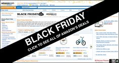 Check out the best BLACK FRIDAY Amazon Deals! Only a few hours left!  Read more on www.TechWarn.com