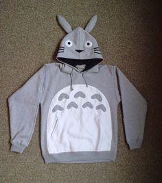 Totoro DIY Halloween