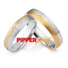 alianças em ouro 18k e prata Wedding Ceremony, Wedding Rings, Engagement Rings, Jewelry, Gold Wedding Rings, Cushion Wedding Bands, White Gold, Estate Engagement Ring, Jewels