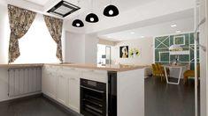 Bucatarii Kitchen Island, Home Decor, Island Kitchen, Decoration Home, Room Decor, Home Interior Design, Home Decoration, Interior Design