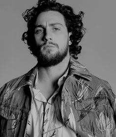 Aaron Taylor Johnson by Mitchell Nguyen McCormack