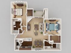 Color Floor Plans With Dimensions galleryhipcom The