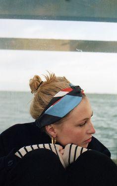 sakura headband