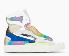 sneakers futuristes